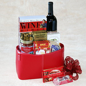 Wine 101 Gift Basket