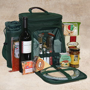 Picnic In The Hamptons Gift Basket
