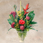 Tropical Paradise Flower Arrangement