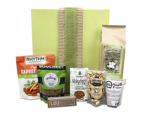 Special diet gift baskets by fancifull vegan delights gift basket negle Gallery