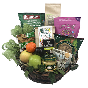 Vegan Supreme Gift Basket
