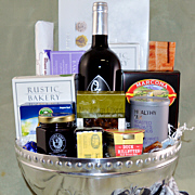 The VIP Wine Gift Basket