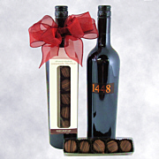Perfect Pairing Wine and Chocolate
