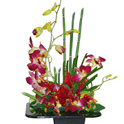 Zen Inspiration Floral Arrangement