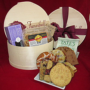 Bakery Tray Gift Basket
