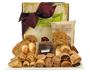 Baked goods gift baskets cookie gift baskets bakery box gift basket negle
