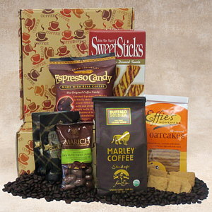 Coffee Talk Gift Basket
