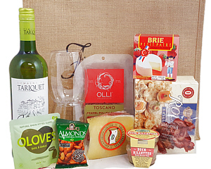 Easy Picnic Gift Bag