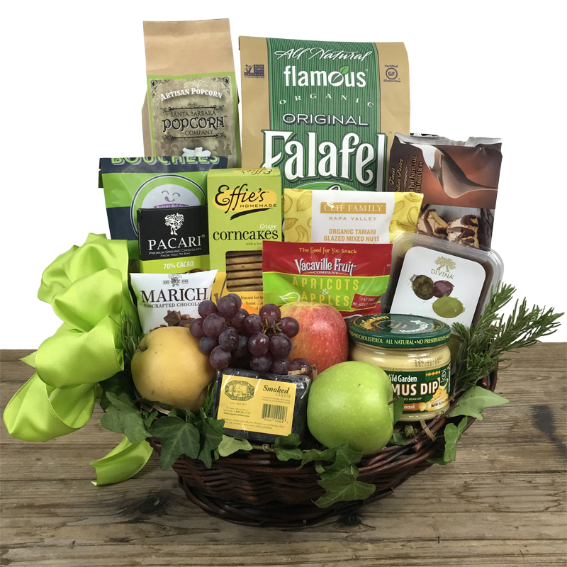 sc 1 st  Fancifull Gift Baskets & Fine Foods And Fresh Fruit Deluxe Gift Basket