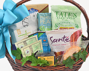 Special diet gift baskets by fancifull gluten free for all gift basket negle