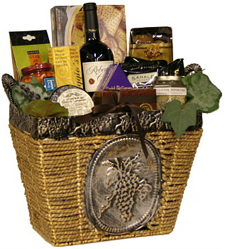 Saveur Magazine Article On Fancifull Gift Baskets