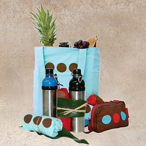 Think Green Gift Basket