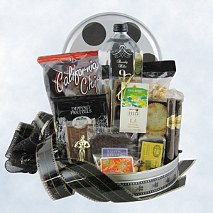 Hollywood Premier Gift Basket