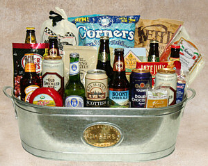 Fancifull gift baskets los angeles hollywood california beer gift baskets negle