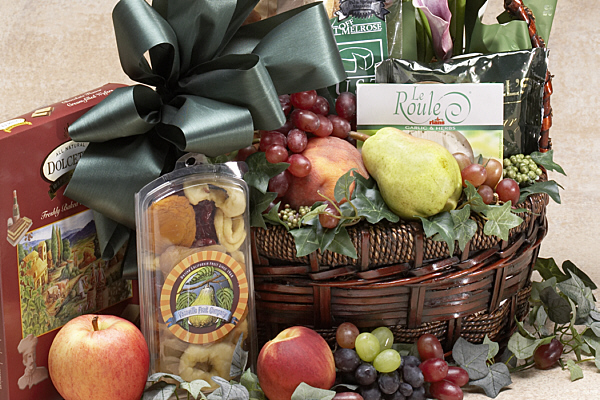 Fancifull gift baskets los angeles hollywood california condolence gift baskets negle Image collections