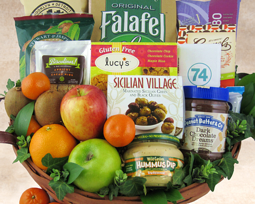 Fancifull gift baskets los angeles hollywood california vegan gluten free gift baskets negle Gallery