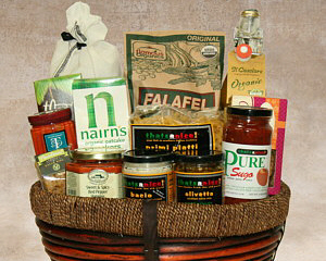 Special diet gift baskets by fancifull thats a nice gift basket solutioingenieria Images