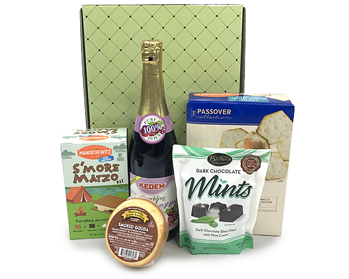 Passover Greetings Gift Basket
