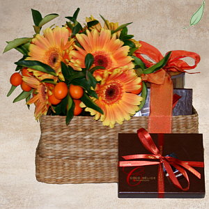 Present Perfect Gift Basket