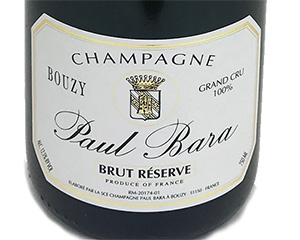 Paul Bara Reserve Reserve Grand Cru