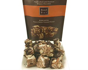Bond Bar PnutBtr Caramel Pretzels 3oz