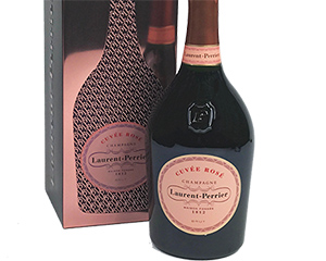 Laurent-Perrier Brut Rose