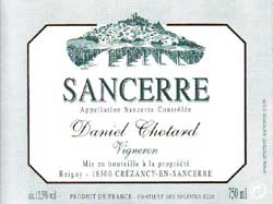 Chotard Sancerre 2011