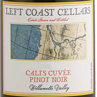 Left Coast Cellars Pinot Noir 2012
